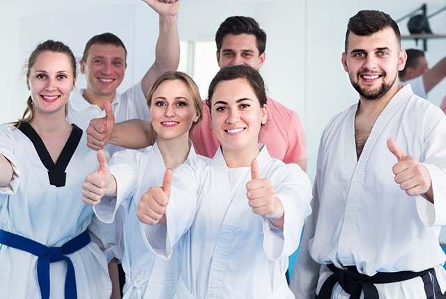 Karateadult1.2, Cassady Martial Arts Academy Macomb IL