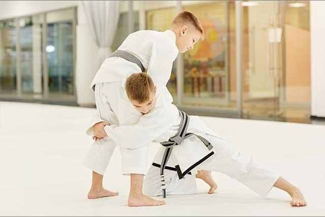 Kidsbjj2, Cassady Martial Arts Academy Macomb IL