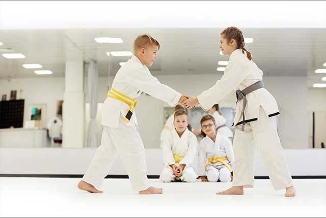 Kidsbjj3, Cassady Martial Arts Academy Macomb IL