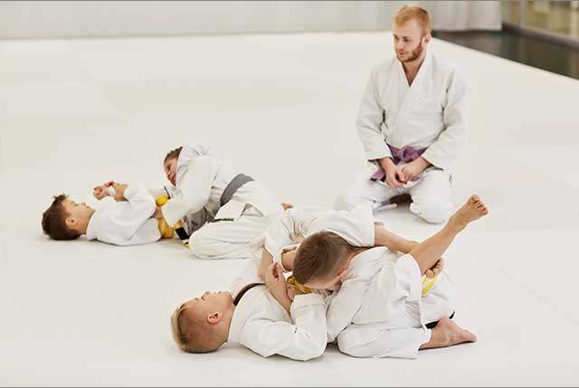 Kidsbjj5, Cassady Martial Arts Academy Macomb IL