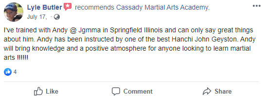 Adult4, Cassady Martial Arts Academy Macomb IL
